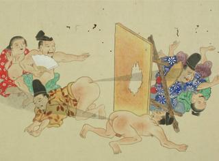 史上最奇葩的工作:为日本贵妇的屁背黑锅!
