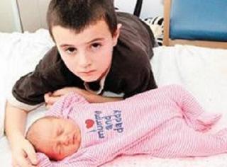 11岁男童竟当了爹,还说要赚钱养儿子