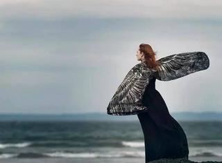 这双翅膀美到爆,是个女人就想要!