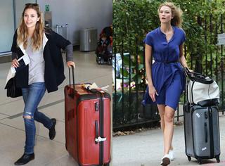 风向标| 旅行之前 先睹明星热衷的4款行李箱吧