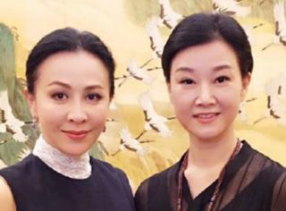 这两天,50岁刘嘉玲和49岁宋祖英合影,刷爆了朋友圈!