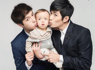 微博传疯了的剧照,陈学冬和张艺兴一起当爸爸了!
