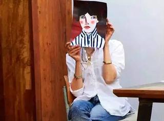 她49岁戒毒,50岁却被诊断出癌症,如今她成了世上最时尚的插画师