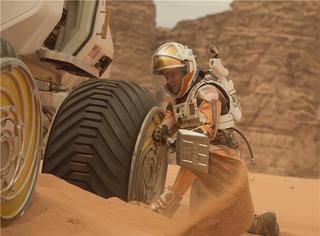 猫眼电影专访《火星救援》:达蒙、斯科特、斯坦、陈数