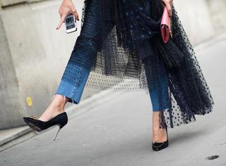 最百搭的5款黑色鞋,怎么穿都美!