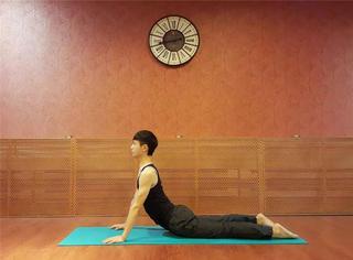美丽+ | 瑜伽教练的收腰提臀炼成术