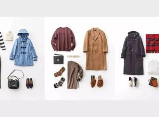今冬大衣新法则时髦搭配12 Looks