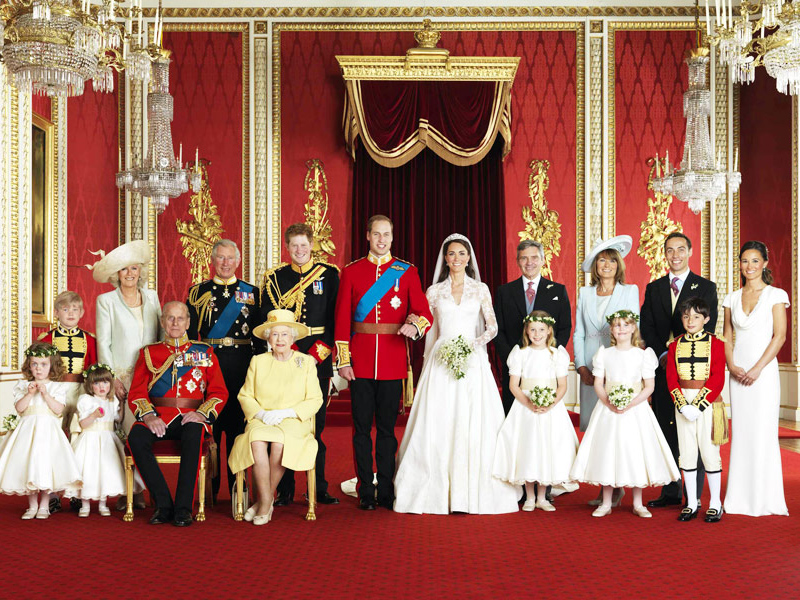 """英国皇室究竟都在""""御用""""些什么?"""