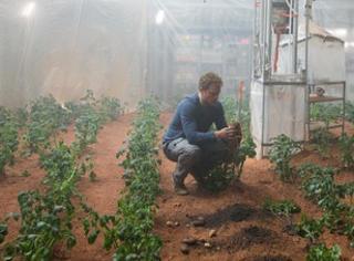 "当""鲁滨逊""来到火星!"
