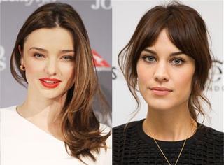 拥有完美脸型 你只需要换个发型
