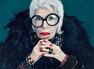 她是全宇宙最时髦的老太太