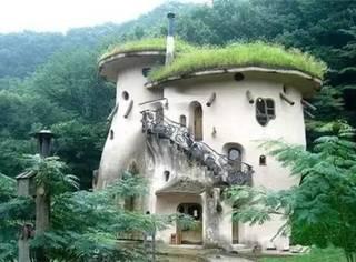 看看人家住的房子,你住的只是个框框!