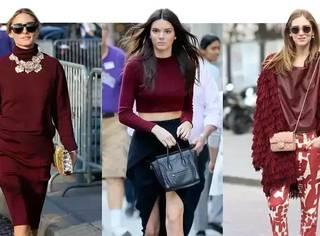 """红了一年的""""玛莎拉红"""",你认真穿过一回吗?"""