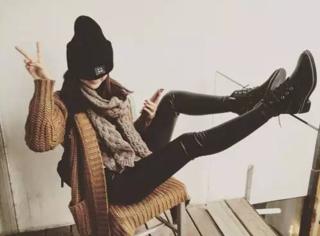 胖mm秋冬显瘦小心机:穿对靴子,显腿长!