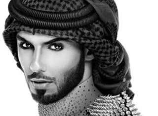 据说有位阿联酋男模曾因为长得太帅被沙特驱逐出境….