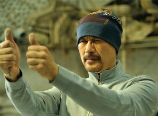 万万没想到,演员徐锦江是个大画家
