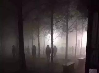 美国网友这样评论北京雾霾