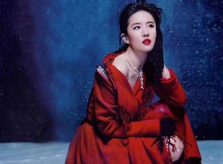 星榜样  有一种美叫天仙攻 刘亦菲允儿美貌与霸气掰弯全宇宙
