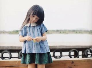 聚光灯  3岁倾城5岁倾国的小芈月恬恬 竟然撞脸幼时杨幂