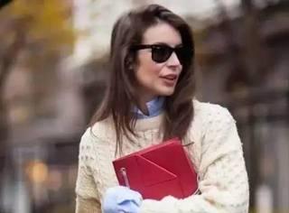 今天穿什么 | 听说今冬衬衫和套头毛衣叠穿更配