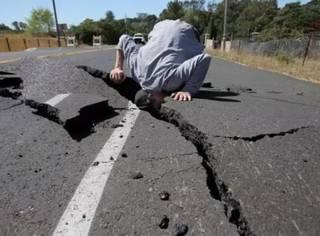 我们离不怕地震那一天可能已不远
