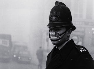"""那场著名的""""伦敦雾"""""""
