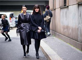 最初只有女巫、佣仆和寡妇才穿的黑色,如何成为时尚经典?