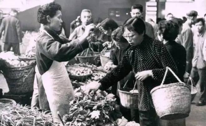 上海小菜场的前世今生