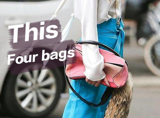 凭这四款包,Loewe罗意威登上了It bag宝座!