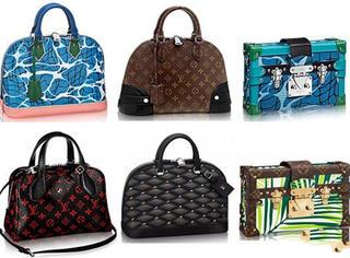 Louis Vuitton 2016早春度假系列|30个新包逼着你买买买