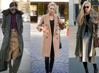 愿望清单|冬天14款外套大比拼,怎么办,好难选!