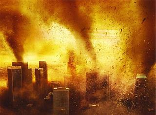 电影里,为什么这些城市总被炸?