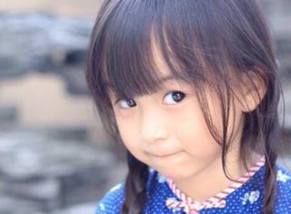 ☑三岁倾人城五岁倾人国,最近这个女孩比孙俪还火!