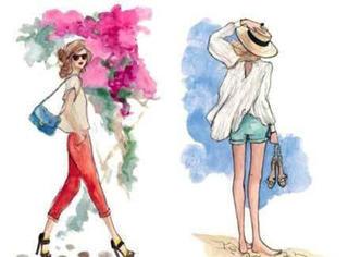 1米6以下女生千万别乱穿衣,这样穿让你增高10厘米!