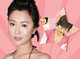 她63斤比郑爽还瘦,曾是TVB花旦,被富豪包养后改恋同性,46岁皈依佛门