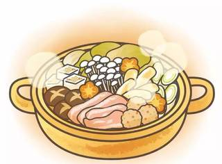 冬天一定要吃锅啊!