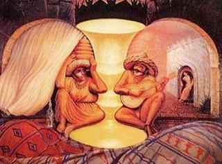 考考你视力,据说,能找出15个以上的人眼力过人!