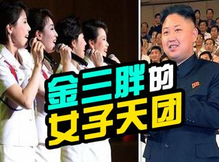 """金正恩亲手打造的""""牡丹峰""""女子天团来中国演出,看完表演笑哭了!"""