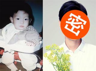 EXO9只童年萌照曝光,除了张艺兴我竟然一个都没认出来...