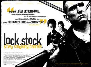 千万别因为电影名字就灭了一部电影,《两杆大烟枪》被略过N多次