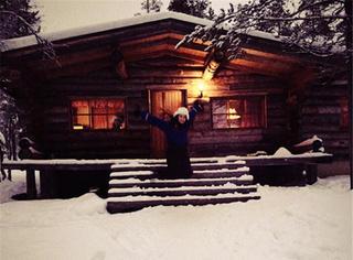 澳洲跳伞、西藏转山、南极滑雪,张钧甯真是个上天入地的girl啊