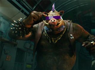 牛头、猪面都来了,《忍者神龟2》首款预告片玩大了