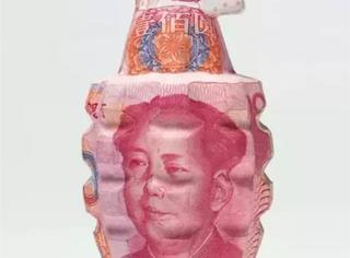 不能让艺术家有钱!他们把钱毁给你看