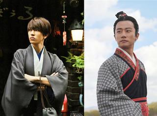 都开虐了,《朝五晚九》PK 《芈月传》,日本帅和尚被中国公子歇秒成渣!!!