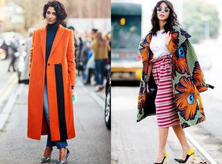 冬天穿大衣千万别乱搭鞋子,像她们这样穿才最漂亮!