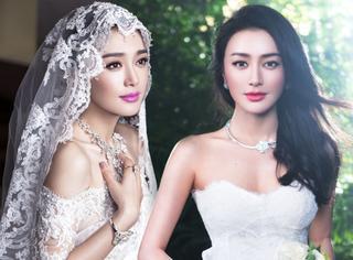 秦岚:穿遍世上最美的婚纱,我也不恨嫁!