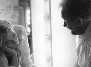 凯特布兰切特丨当你看着你爱的人看着她的爱人时…
