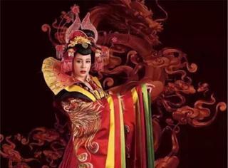 啥?刘晓庆第四次扮演武则天,真是一个大写的传奇!