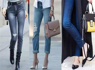 全球最显瘦牛仔裤大排行|没有最瘦只有更瘦!!