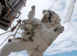 跑步史上又一重大突破——太空马拉松!